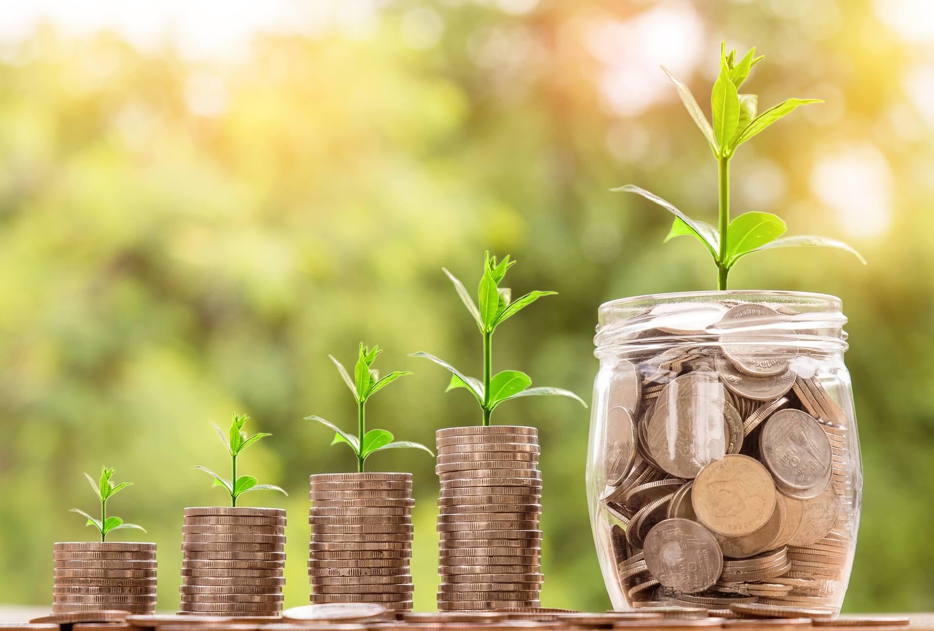 ¿Dónde invertir poco dinero con rentabilidad?