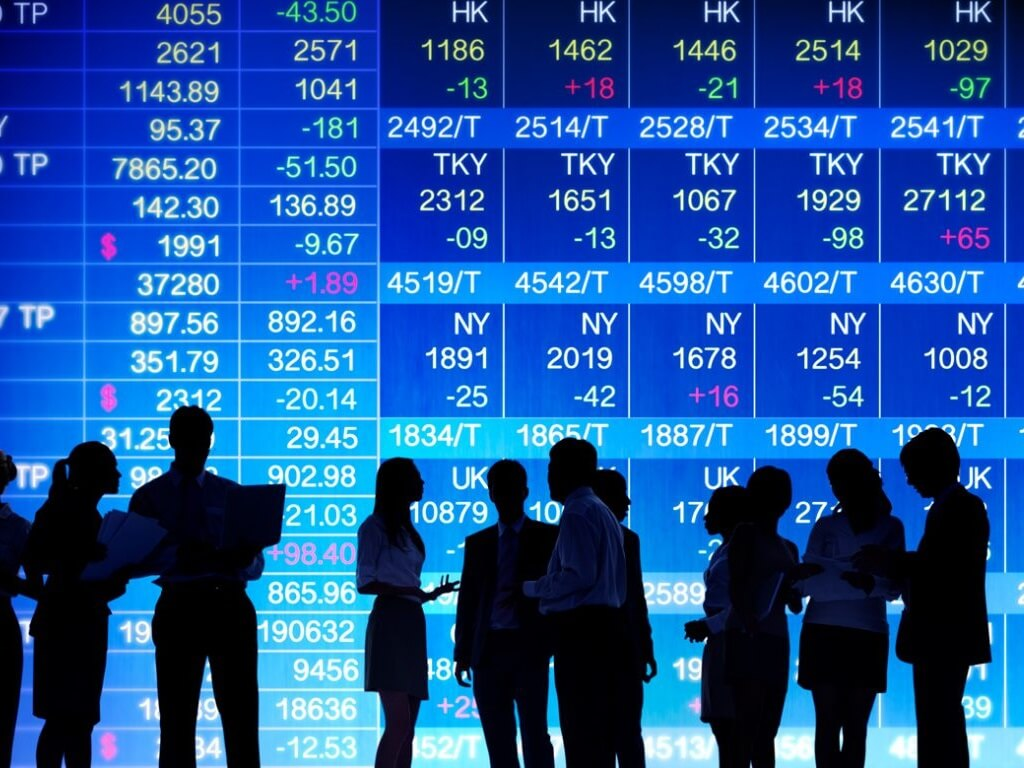 ¿Cómo funcionan las inversiones en la bolsa de valores?